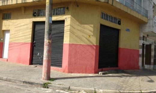 Aluguel Salão Comercial São Paulo Brasil - 2126-a