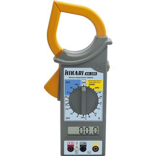 Alicate Amperímetro Digital Hikari Ha300