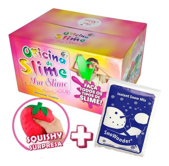Slimes Para Fabricar Com As Crianças Oficina Da Isa Slime