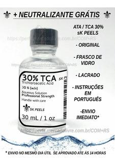 Ata Tca - Ata 30% - Acido Tricloroacético - 30 Mililitros