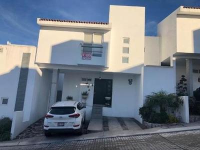 Casa Sola En Renta Balcones De Vista Real