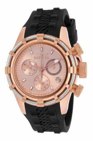 Reloj Invicta Mujer Oro Rosa