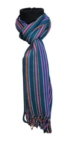Bufanda Con Lineas De Color Mujer Jip