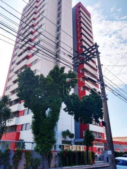 Apartamento Com 3 Dormitórios À Venda, 90 M² Por R$ 390.000,00 - Centro - Piracicaba/sp - Ap3586