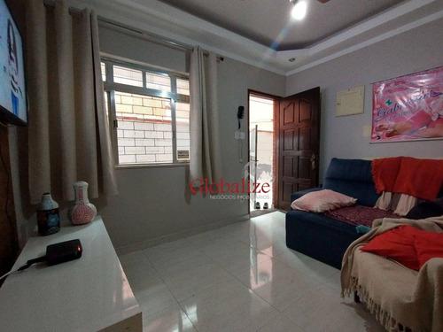 Imagem 1 de 20 de Apartamento À Venda, 72 M² Por R$ 305.000,00 - Estuário - Santos/sp - Ap1048