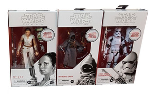 Figuras Star Wars The Black Series First Edition A Escoger
