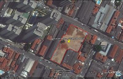 Terreno Em Mooca, São Paulo/sp De 0m² À Venda Por R$ 22.012.800,00 - Te179292