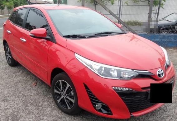 Toyota Yaris Hb Xls 1.5 Flex 4p - 18/19 - Automático, Novo