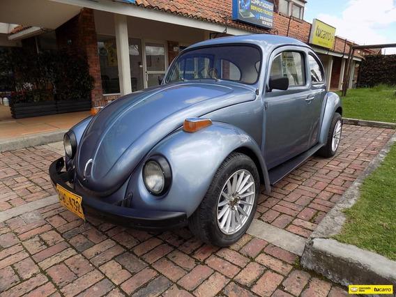 Volkswagen Escarabajo 1.6cc Mt Sa