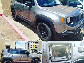 Jeep Renegade 2.0 Custom 4x4 Aut. 5p 2018