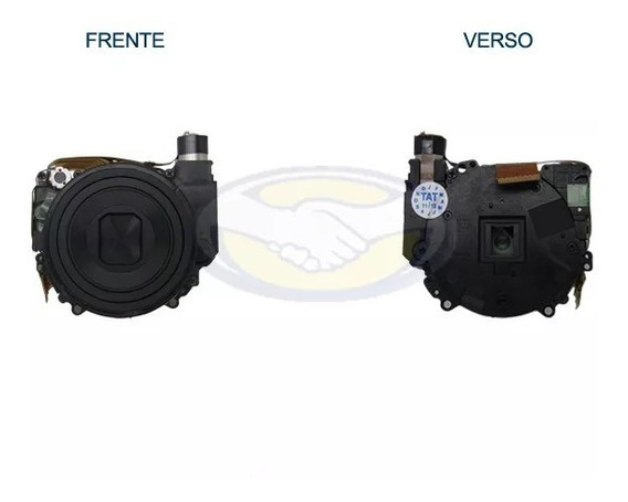 Conjunto Óptico Câmera Digital Samsung Es25, Es65, Es70