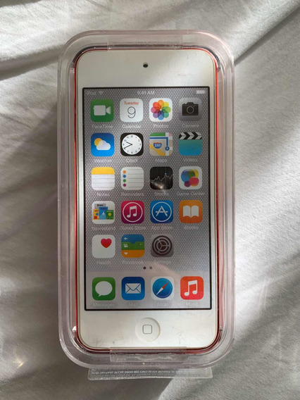 iPod Touch 6 128gb (red)