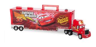 Cars, Camión Mula Mack Disney Pixar Cars, Original Disney