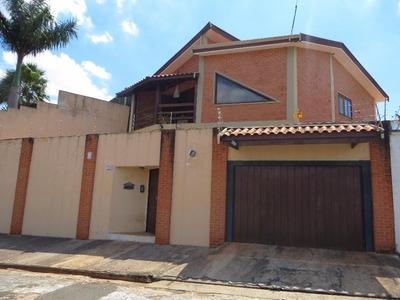 Casa Residencial Para Locação, Loteamento Santa Rosa, Piracicaba. - Ca1453