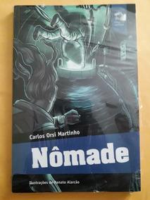 Livro Nômade - Carlos Pedi Martinho