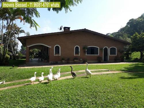 Chácara Para Venda Em Atibaia, Jardim Estância Brasil, 4 Dormitórios, 1 Suíte, 3 Banheiros, 5 Vagas - 0010_1-864335