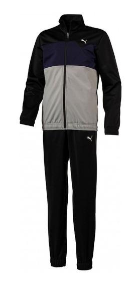 Agasalho Puma Tricot Suit Infantil - Original