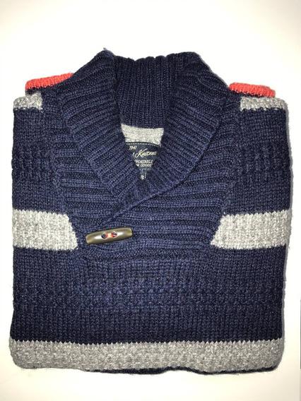Suéter En Azul Diseño Español Mayoral