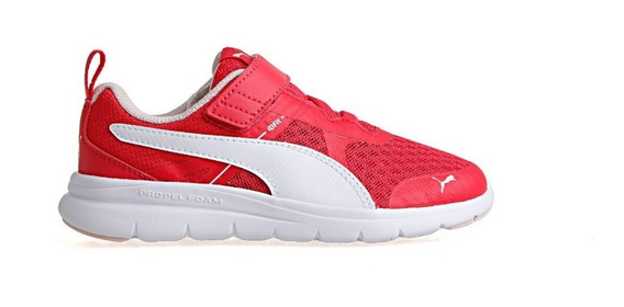 Puma Zapatilla Running Niña Flex Essential V Ps Adp Rosa