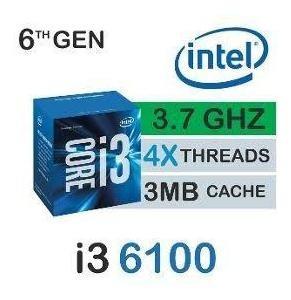 I3 6100 + Cooler