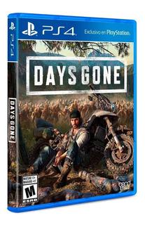 Days Gone Ps4. Juego Físico Nuevo Envío Gratis Surfnet Store