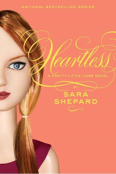 Heartless Pretty Little Liars Sara Shepard Inglês Com Brinde