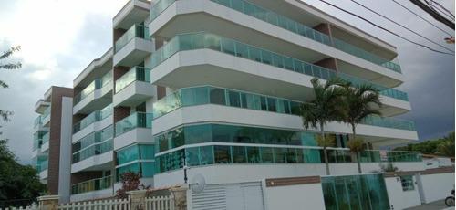 Apartamento Em Costazul, Rio Das Ostras/rj De 133m² 3 Quartos À Venda Por R$ 650.000,00 - Ap951044