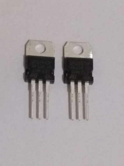 2 Transistores Igbt Stgp 10h60 Original Fonte Usina