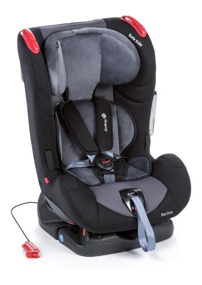 Cadeirinha Cadeira Carro Safey 1st Recline Black Até 25kg