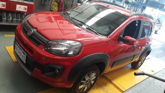 Fiat Uno Nuevo Way 29000 Km Gnc 1.3 Gse #ca1