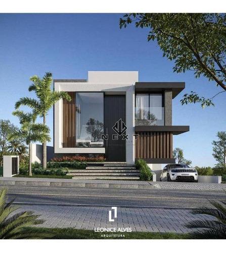 Casa À Venda, 440 M² Por R$ 4.800.000,00 - Tamboré 11 - Santana De Parnaíba/sp - Ca0689
