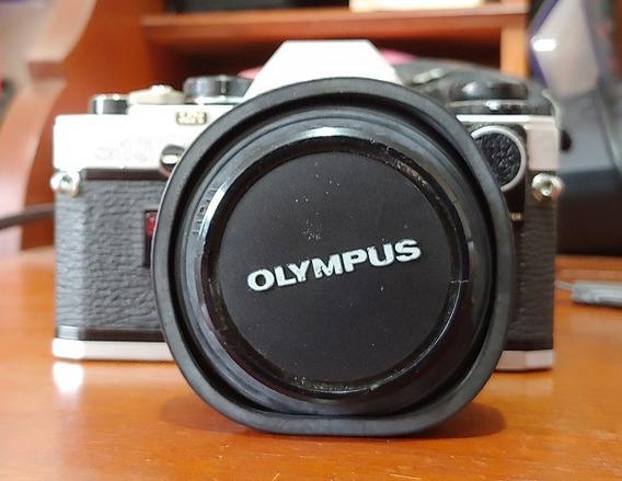 Câmera Fotográfica Olympus Om10