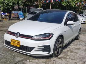 Volkswagen Golf Gti,2019,2.0c.c,1600klms,automatico,gasolina