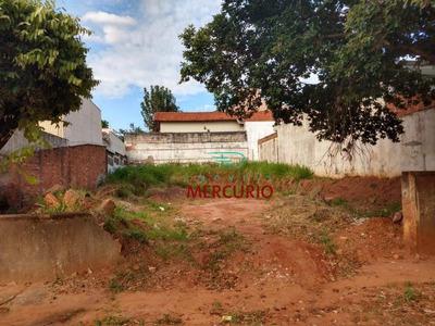 Terreno À Venda, 242 M² Por R$ 195.000 - Centro - Bauru/sp - Te1234