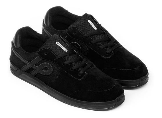 Tênis Ous Ueno All Black Essencial Promoção