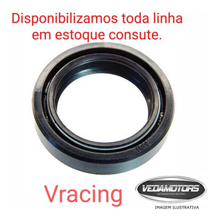 Retentor Suspensao Cb 300r 09- 37 50 11 Vedamoto P40fork4550