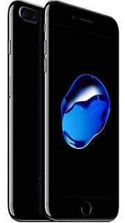 iPhone 7 Plus 256gb Preto Brilhante Tela Retina Hd 5,5 3d T