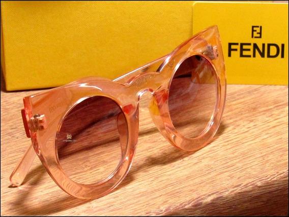 Óculos De Sol New Fendi Lolly Receba Em Até 48 Horas °1688°
