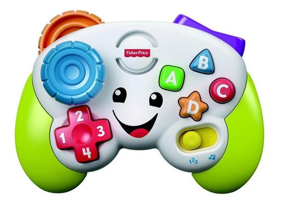 Brinquedo De Atividades - Controle De Video-game - Fisher-pr