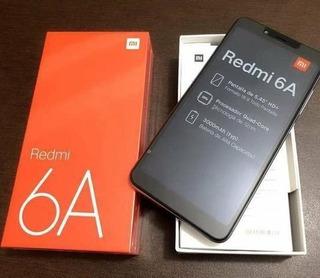Xiaomi Redmi 6a 2gb + 32gb + Película + Case + Frete Grátis