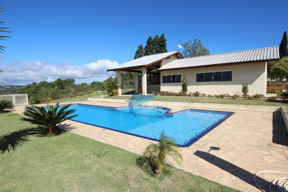 Chácara Com 1 Dormitório À Venda, 1900 M² Por R$ 450.000 - Zona Rural - Ibiúna/sp - Ch0005