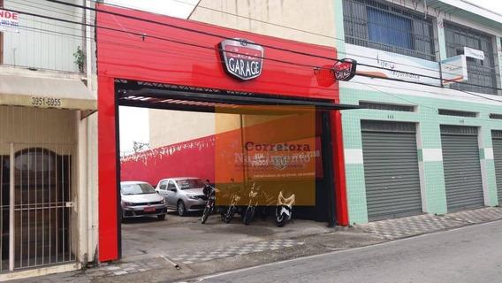 Ponto À Venda, 410 M² Por R$ 745.000,00 - Centro - Jacareí/sp - Pt0156