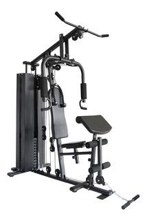 Multigym Gym Multigimnasio Con 100kg De Pesas Multi Estacion