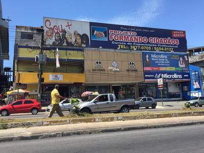 Aluga Salas Comerciais Na Av. Autaz Mirim Na Grande Circular Em Manaus Am - 27471