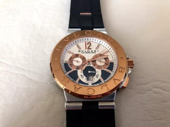 Relógio Cronógrafo À Bateria