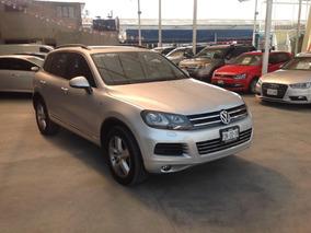 Volkswagen Touareg 2012 5p V6 Tiptronic Climatronic 4x4