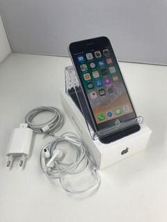 iPhone 6 64gb Vitrine Desbloqueado + Acessórios Garantia Nf