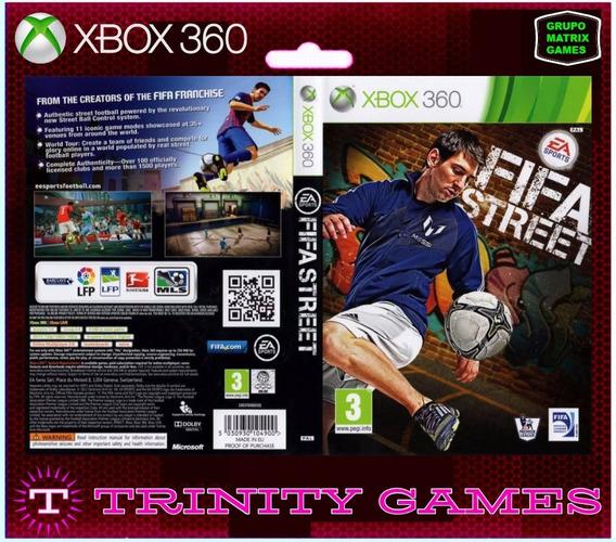 Fifa Street - Jogo Para Download Da Live Xbox