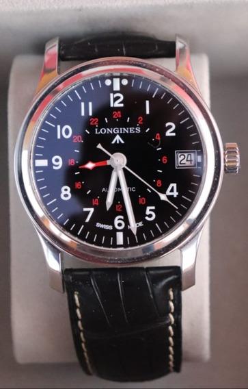 Reloj Para Caballero Longines Original Seminuevo.