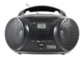 Rádio Britânia 3.4w Usb Fm Mp3 - Bs83